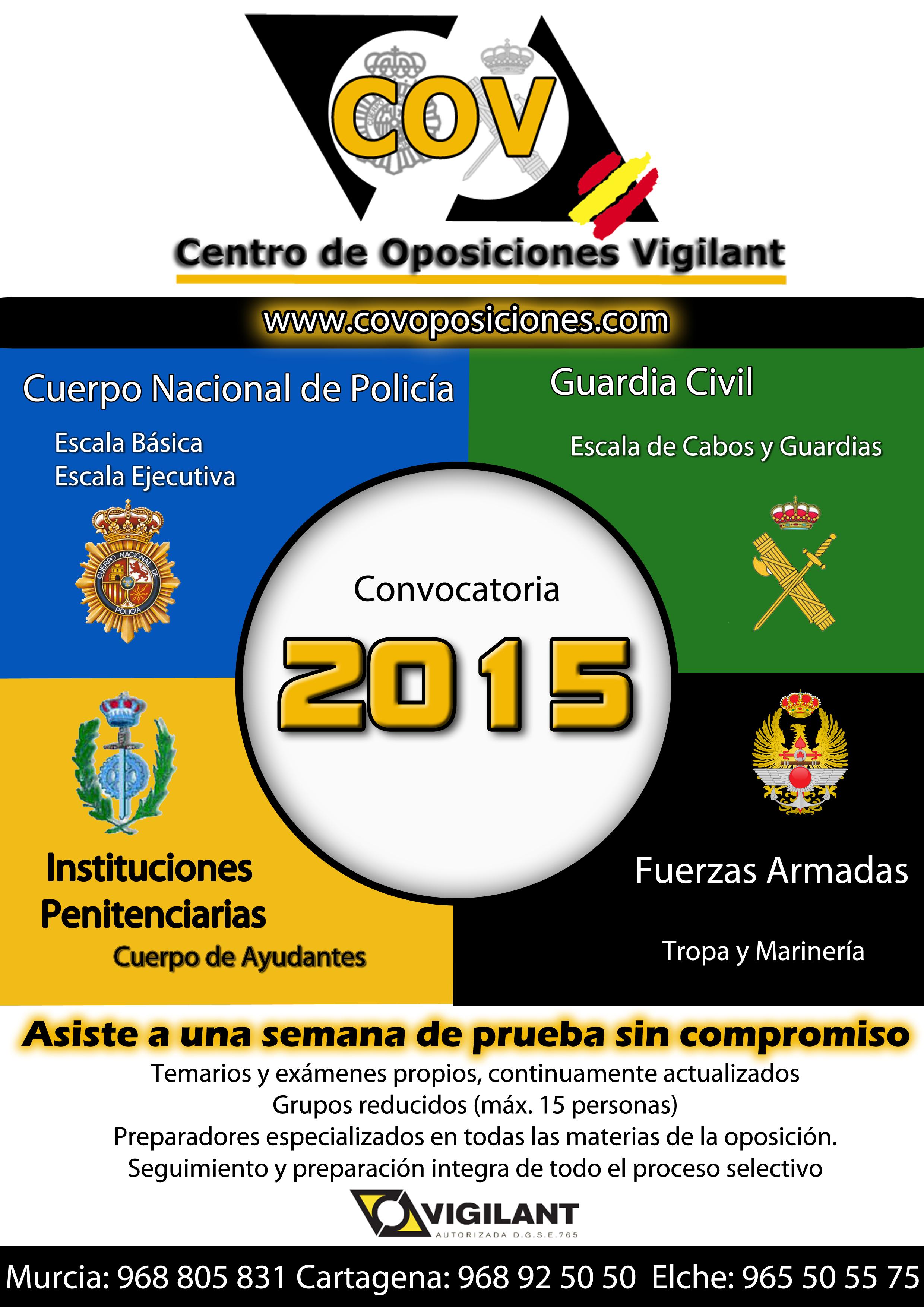 Academia de oposicones Murcia